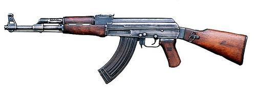 AK-47 photo